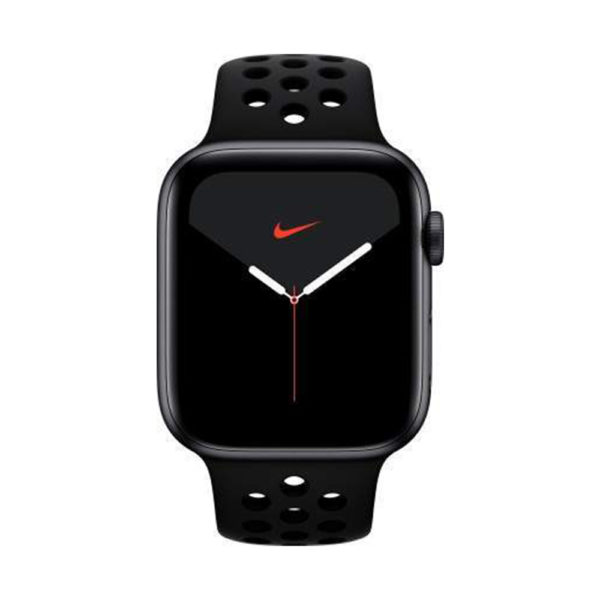 Apple Watch Nike Series 5 GPS Plus Cellular Black Aluminium