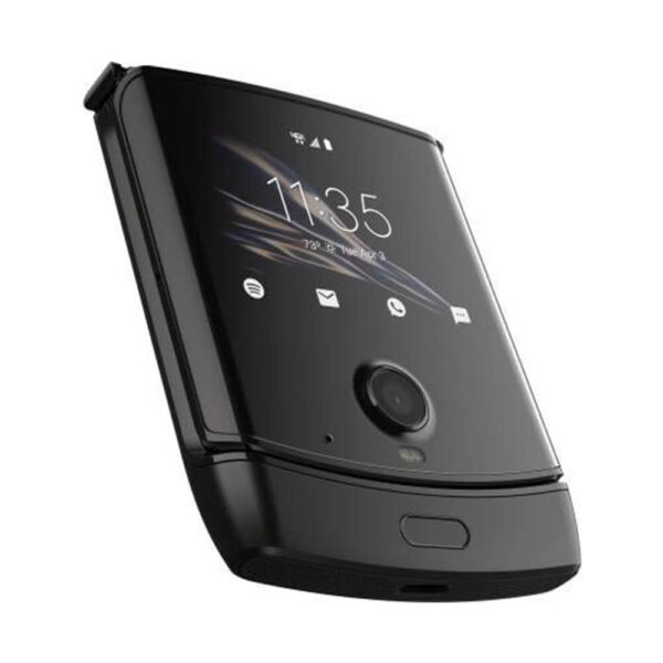 Motorola Razr (Black, 128 GB Storage, 6 GB RAM)