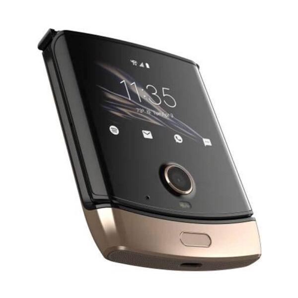 Motorola Razr (Gold, 128 GB Storage, 6 GB RAM)
